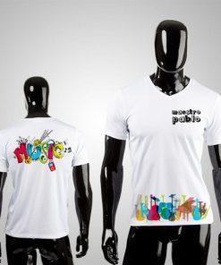 Camiseta Hombre Corte Unico Mediana