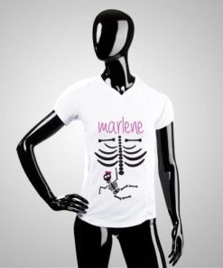 Camiseta Mujer Dry Fit con manga Extra Chica