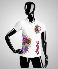 Camiseta Polo Mujer Chica