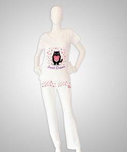 Pijama Invernal Mujer X Grande