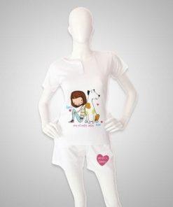 Pijama Mujer Chica