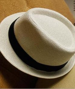 Sombrero de paja de moda unisex
