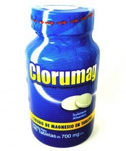Cloruro de Magnesio en Tabletas 700 mg