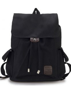 Backpack unisex moda vintage diseño clásico