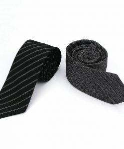 Corbata de lana para hompre
