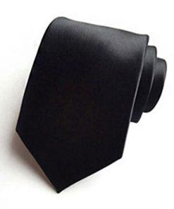 Corbata y mancuernillas para hombre