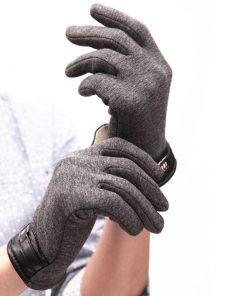 Guantes de algodón para hombres de negocios