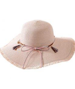 Sombrero de playa para mujer