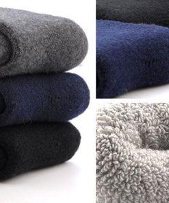 Calcetines de algodón gruesos para frío set de 10 pares