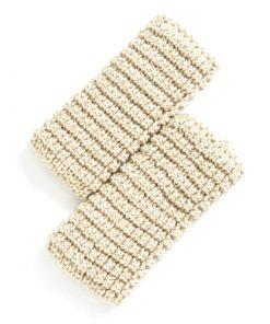 Calentadores de pierna con tejido de punto grueso para invierno
